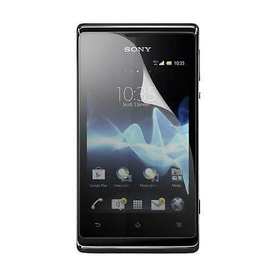 BLUEWAY Lot de 2 proteges-écran  pour Sony Xperia E - Transparent