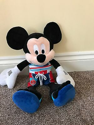 Disney Mickey Mouse Soft Toy Limited Edition
