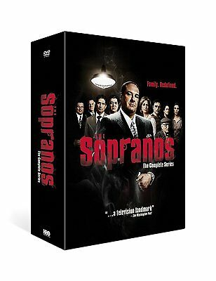 The Sopranos - Complete Series 1-6 [Dvd] New & Sealed