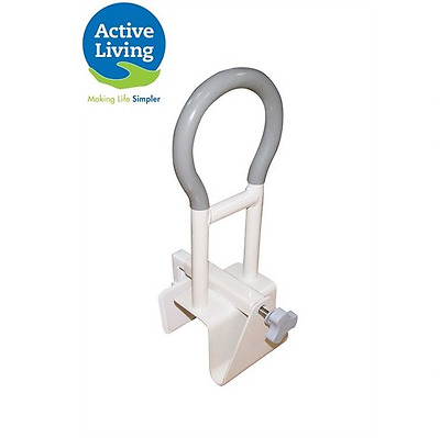 Active Living Bath Rail with Anti-Slip Handle Disability Mobility Allowance