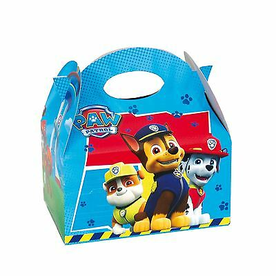 1-24 Paw Patrol Boys Lunch Box Party Kids Goody Bag Filler Gift Birthday Toy