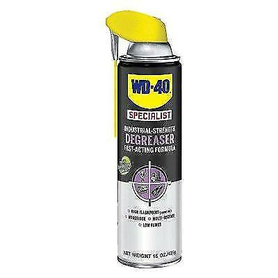 WD-40 300281 Specialist Industrial-Strength Degreaser 15 OZ (Pack of 1) New