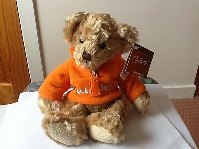easyjet gulliver teddy by russ ( never used)  about 10 inch.