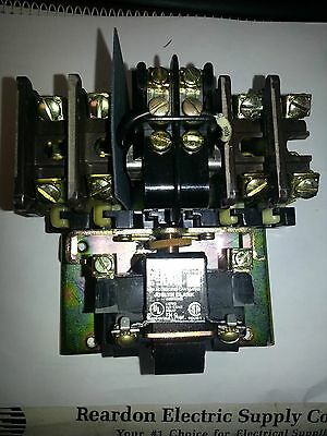 Joslyn Clark PML Latch Relay 5UH4-76