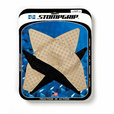 STOMP GRIP Traction Pad Tank Kit YAMAHA YZF-R1 / YZF-R1M 2015 (Clear)