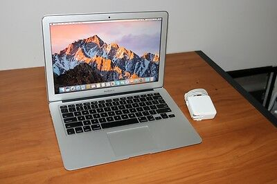 Apple MacBook Air 13.3'' Core i5 1.8ghz 4gb Ram 256gb SSD 2012 Great Deal WSM772