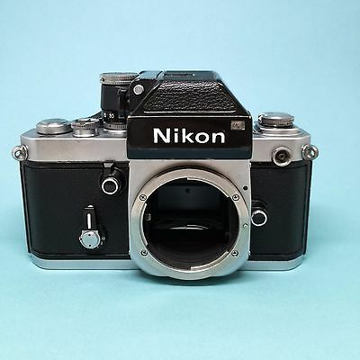 Nikon F2 (body) with Photomic DP1. Perfect. Tested!