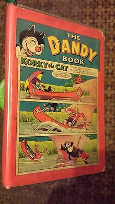 Original 1958 Dandy,Monster Reduction(Every day reduced £1 untill sold)