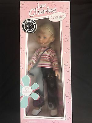 Corolle Les Cheries Camille New In Box WithBlue Jean Outfit