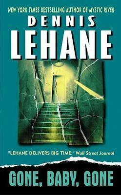 Gone, Baby, Gone: A Novel by Dennis Lehane FREE SHIPPING a paperback book