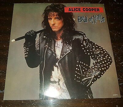 alice Cooper Bed of Nails 12 inch