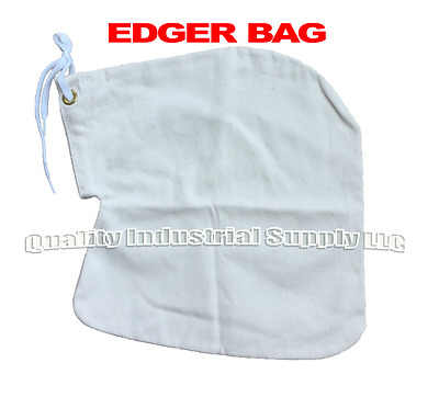 Hardwood Floor Edger Dust Bag Clarke Super 7 S7R B2 Silver Line SL-7