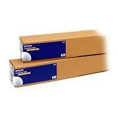 Commercial Proofing Paper -  White Semimatte for Select Epson Printers - 44in X