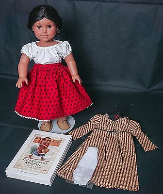 SALE American Girl Pleasant Co. JOSEFINA Doll with Extra Dress