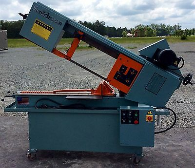 Scotchman FH1016 Horizontal Band Saw *Excellent Condition