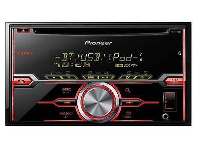 Pioneer FH-X720BT Double-DIN Bluetooth Car Stereo Receiver