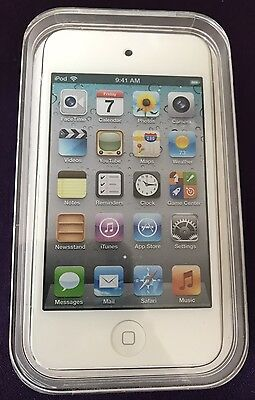 Brand New And Factory Sealed Ipod Touch 8Gb 4Th Generation In White