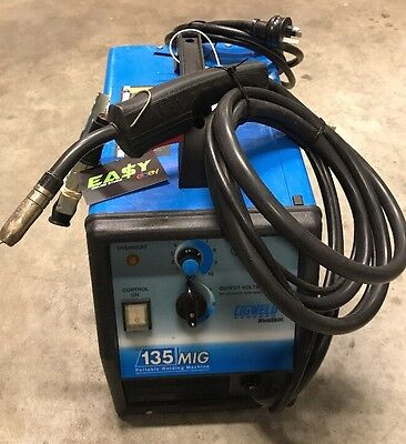 Cigweld WeldSkill 135 MIG Portable Welding Machine