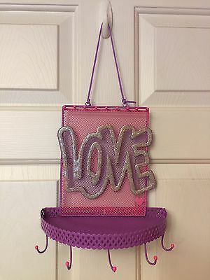 Justice Girls Jewelry Holder