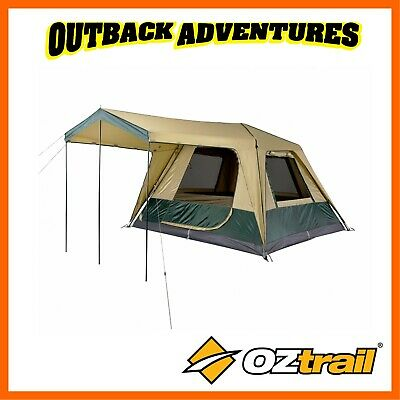 Oztrail Fast Frame Cruiser 300 Instant Up Quick Pitch 6 Person Tent  sc 1 st  PicClick AU & OZTRAIL FAST FRAME Cruiser 300 Instant Up Quick Pitch 6 Person Tent ...