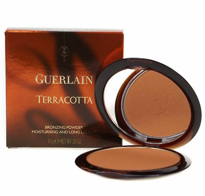Guerlain Terracotta Bronzing Powder Bronzer 02 Naturel Blondes 10g Damaged Box