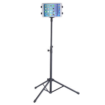 Multi-direction Floor Mount Stand Tripod Holder For 7-10 inch iPAD 2 3 4 Air YS