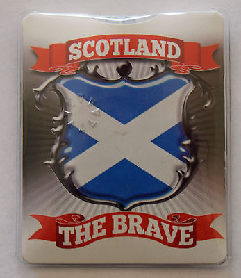 Scotland The Brave Ultrabright Personal Torch - Scottish Torch - MT131