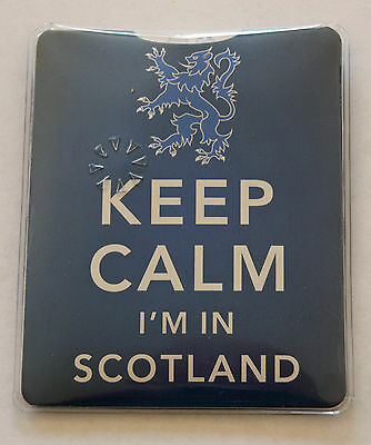 Keep Calm I'm in Scotland Ultrabright Personal Torch - Scottish Torch - MT130