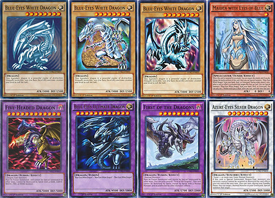 41 Cards Blue-Eyes Ultimate Dragon Deck| 2017 BEST Kaiba* Blue-Eyes Deck Yugioh!