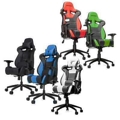 Gaming Chair Office Desk Racing Seat PU Leather Executive Vertagear VG-SL4000