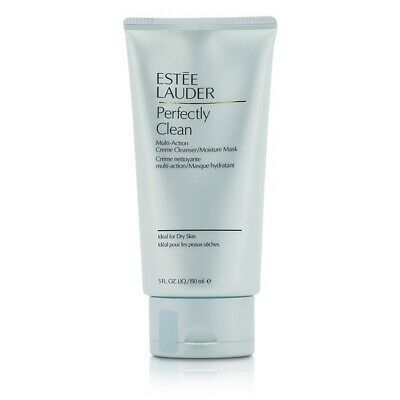 Estee Lauder Perfectly Clean Multi-Action Creme Cleanser/ Moisture Mask 150ml