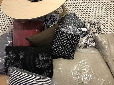 Cushions Bulk Lot Brand New In Packaging And With Tags Wholesale Price