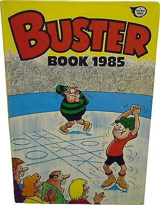 USED The Buster Book Annual 1985 (D.T)