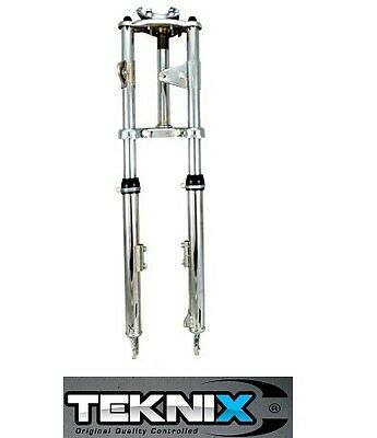 Fourche Cyclo Teknix Adapt 103 Sp/Spx/Rcx Chrome High Quality 2753 Cgn