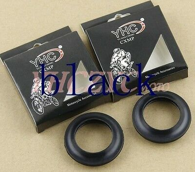 Motorcycles modified dust cover suitable for Yamaha XV250 XV125 Virago *2PCS