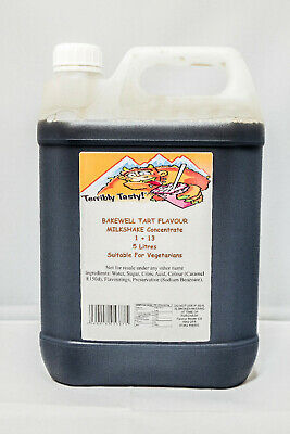 Milk Shake SYRUP 5 Litres