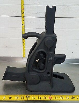 Duff-Norton 517 Railroad House Car Jack 15 Ton