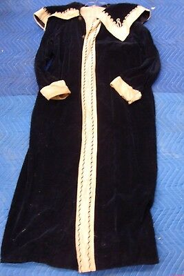 Odd Fellows Warden Robe--RARE-IOOF FRATERNAL COSTUMES Renaissance**SHIPS FREE!!