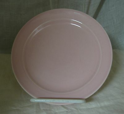"""Taylor Smith & Taylor LURAY PASTELS PINK Bread and Butter Plate, 6 3/8"""""""