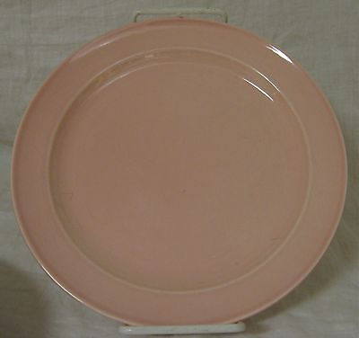 Taylor Smith & Taylor LURAY PASTELS PINK Lunch Plate,  9 1/8 Inches