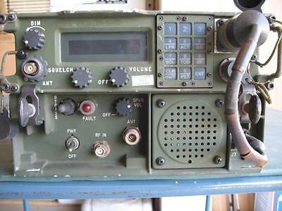 AN/PRC-113 RT-1319B with AM-7176A AN/VRC-83 SET  Aircraft military radio