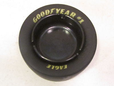 Large Goodyear Eagle #1 Nascar Racing Slick Ashtray