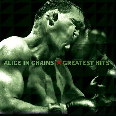 Alice in Chains Greatest Hits CD Best Of Compilation Grunge Rock New Sealed