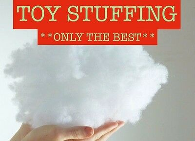 Super Soft Super Huggable Reliable Clean Safe Build a Bear Stuffing