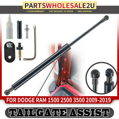 Tailgate Assist Shock for Dodge Ram 1500 2500 3500 2009-2010 RAM 1500 2500 11-16
