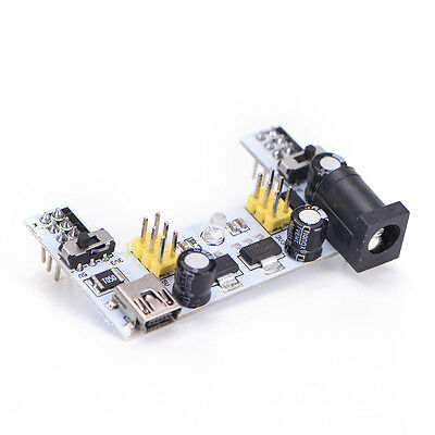 Breadboard Power Supply Module DC3.3V-5V For Arduino Bread Board New Popular  IO