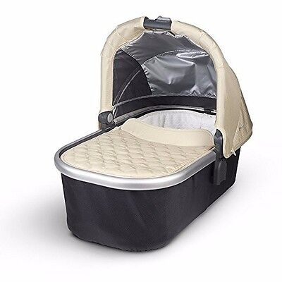 UPPAbaby Bassinet, Lindsey (Wheat), USED, GREAT CONDITION