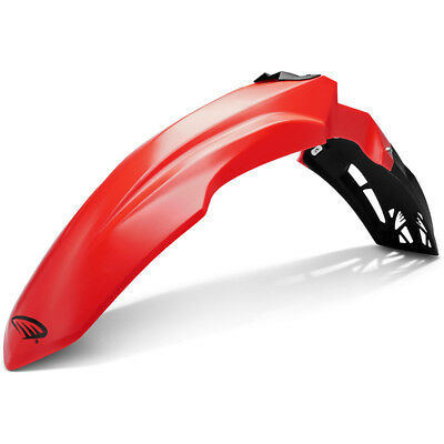 Cycra NEW Mx Honda CRF450R 2017 Red Cycralite Vented Front Motocross Fender