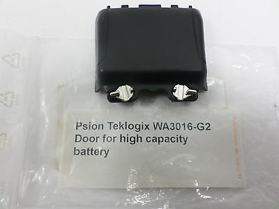 GENUINE OEM Psion Workabout Pro Battery Door WA3016-G2 1050917-002  - NEW!
