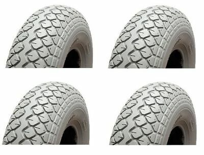 Mobility Scooter Pneumatic Tyres And Inner Tubes - 400-5 - Packs of 2 or 4